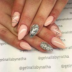 #nail#nails#nailart#nailfollowers#nailinsta#instanails#instafollow#instafashion#instafollowers#instagirls#gel#gelart#nailaddict#gelnails#follow#fashion#followers#fashioninsta#fashionnails#sculpture#nailaddicts#woman#pastel#pink#stripes#glitter#silver#flakes#almond @ramce90