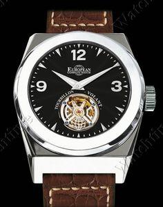 European Company Watch | Tourbilllon Volant