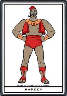 Hanna Barbera World: ENG - Arabian Knights