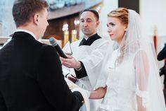 ceremonia ślubna Kraków - fotografia ślubna #fotograf #slub #slub #zdjęcia #bialekadry #wedding #panna #młoda #pan #młody #bride #groom #ceremony