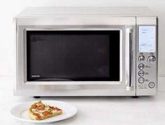 Breville Quick Touch™ Crisp Inverter Microwave