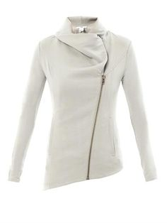 Zip-front sweatshirt | Helmut Lang | MATCHESFASHION.COM