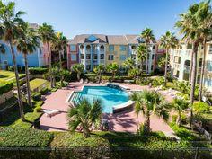 **OPTION** VRBO.com #977318 - 2BR, 2BA Galveston Condo on the Seawall W/ Pool & Balcony