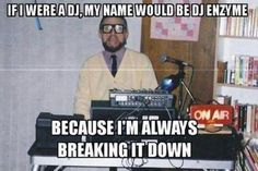 If I were a DJ. @Rachael Kenworthy