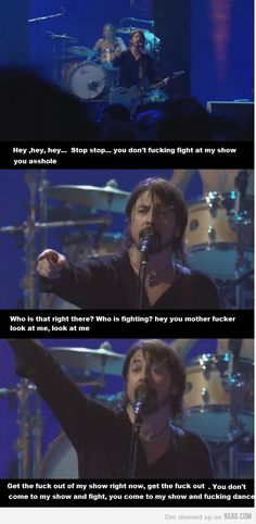 Just Fooking Dave Grohl