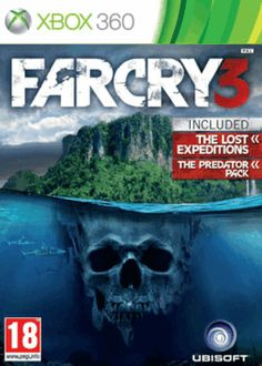 Far Cry 3 Lost Expeditions Edition Xbox 360 Cover Art