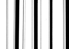 Lines, black. Marqueurs et feutre fin. © Noemie Devime