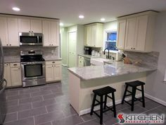Shaker & Shaker II Photo Gallery | Cabinets.com by Kitchen Resource Direct.   Another posibility