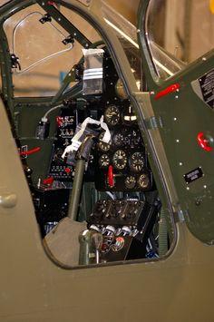 airacobra Bell P-39 Q