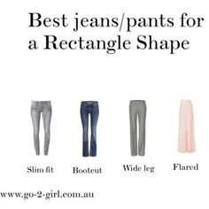 ... for a Rectangle Shape | Rectangle