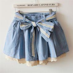 #aliexpress, #fashion, #outfit, #apparel, #shoes #aliexpress, #Summer, #Sweet, #Bowknot, #Skirt, #Crochet, #Shorts, #Skirt, #Women, #Elastic, #Waist, #Shorts, #Girls, #Skirts, #Saias, #Beachwear, #Pleated, #Shorts