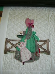 Applique quilt finally finished!!Added a few pics I forgot - Quilt Pictures, Patterns & Inspiration... - APQS Forums