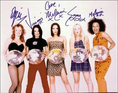 It was of course a huge hit around the world as well, notably entering straight into the Billboard Hot 100 Top 5 - making the Spice Girls the first British artists to achieve this feat. Description from forums.denden.co.uk. I searched for this on bing.com/images