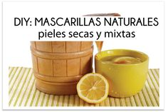 DIY: Mascarillas naturales