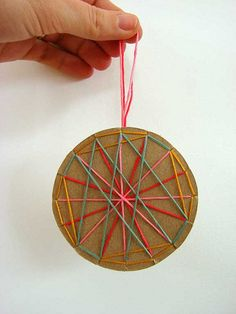 day 20 (final day) ornament by hownowdesign, via Flickr