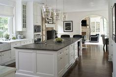 M. Frederick Interiors kitchen