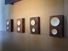 Beautiful exhibition of Harada Yuzuru at Utsuwa Note gallery, 4/13-23.