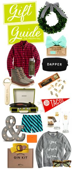 Gift Guide: The Preppy Pal