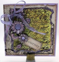 Heartfelt Creations Tattered Blossoms - Yahoo Image Search Results