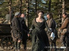 Remember when Claire didn't want to marry Jamie?