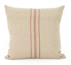 Stripe Throw Pillow