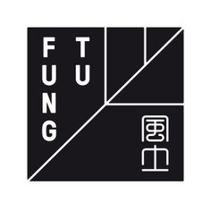 Logo designed by Kokoro & Moi for Chinese-American restaurant Fung Tu.