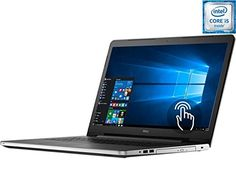 Introducing DELL Laptop Inspiron i57595306SLV Intel Core i5 6200U 230 GHz 8 GB Memory 1 TB HDD Intel HD Graphics 520 173 Touchscreen Windows 10 Home 64Bit. Great product and follow us for more updates!