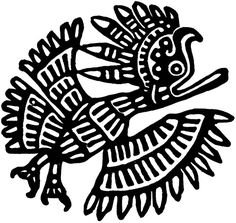 From: Design Motifs of Ancient Mexico CD-ROM and Book by Dover free download