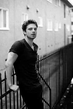 WHY SEBASTIAN STAN IS THE MOST GORGEOUS MAN TO GRACE THE FACE OF THE EARTH