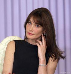 Carla Bruni-Sarkozy, First Lady of France