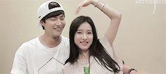 Song Jaerim & Kim Soeun (Solim Couple) Song Jae Rim, Kim So Eun, I Go Crazy, We Get Married, Korean Actors, Other People, Ulzzang, Actors & Actresses, Kdrama
