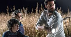 Final A Quiet Place Trailer Will Leave You Too Scared to Breath -- Paramount Pictures has released a very scary and revealing final trailer for the new horror thriller A Quiet Place. -- http://movieweb.com/a-quiet-place-movie-trailer-2-final/