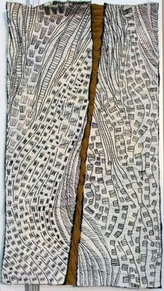 Quilt | The Other Side of the River - Margaret Cooter
