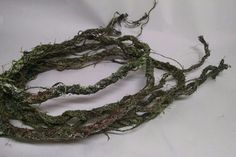 DIY Inexpensive Bendable Waterproof Vines : 4 Steps (with Pictures) - Instructables Halloween Outside, Halloween Trees, Outdoor Halloween, Halloween Projects, Halloween Crafts, Halloween Decorations, Diy Halloween Vines, Halloween Party, Halloween Clothes