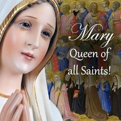 Queen of Saints