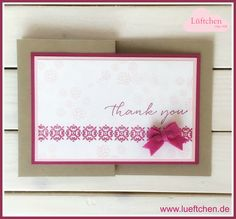 Breeze - Crafting with paper and stamps: Stamping through the year August - hostess sets