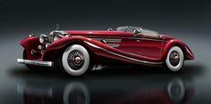 1935 Mercedes 500k roadster