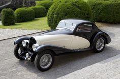 Alfa Romeo 6C 1750 Gran Sport Figoni Coupé - 1933