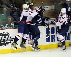 46cb189f065 CrowdCam Hot Shot  Washington Capitals forward Alex Ovechkin hits Winnipeg  Jets forward Mark Scheifele during