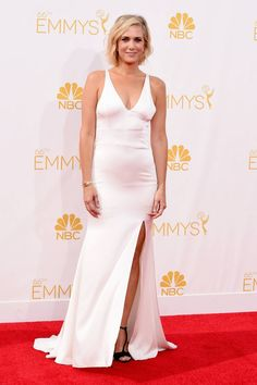 Kristen Wiig Emmy award 2014: best dressed
