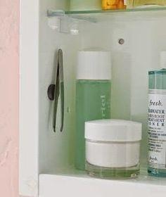 Oh!Naturel: 8 Trucos fáciles para ordenar el baño
