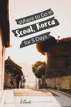 Practical Seoul Itinerary for 5 Days - How to fit everything - There is so much to see in Seoul, South Korea. If you have 5 days to epxlore, here are the must see - Seoul Korea Travel, Asia Travel, Seoul Travel Guide, South Korea Seoul, Seoul Wallpaper, Busan, Seoul Itinerary, Seoraksan National Park, Visit Seoul
