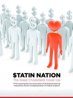Statin Nation | FMTV Statins are a $29 Billion dollar cholesterol-lowering industry! But are these pharmaceuticals actually helpful? $tatin Nation exposes the great cholesterol coverup here on FMTV: https://www.fmtv.com/watch/statin-nation