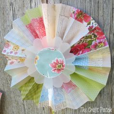 Paper Flower Mania!