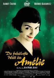 Amelie - Audrey Taut  Amelie - Audrey Tautou Love this film- it has a certain spirit that it gives off- hard to explain but I think Audrey's smirk says it all!