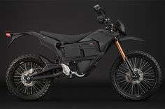 The guys over at Zero Motorcycles have created a stealth motorcycle that will be used by U.S. Special Forces: The MMX. It's all electric with a super quiet powertrain, full black-out capability, wiring for infrared lighting, and a keyless ignition for a quick start. The bike can also be submerged in up to 1 meter of water because there is no exhaust or air intake. The MMX comes with a pair of modular batteries that puts out about 2 hours of riding per charge.