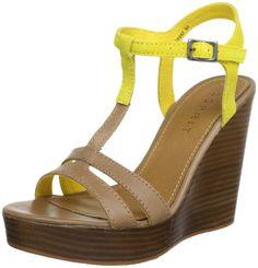 ESPRIT Twiggy Sandal Q05552, Damen Sandalen, Braun (cuoio 240), EU 41: Amazon.de: Schuhe & Handtaschen