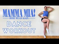 MAMMA MIA 2 DANCE WORKOUT | Full Body Dance Workout - YouTube Break A Sweat, Mamma Mia, Full Body, At Home Workouts, Cardio, Songs, Dance Fitness, Youtube, Fun