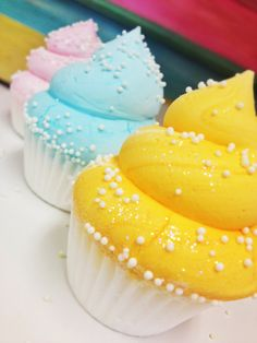 Mini Cupcake Bath Bombs  24 pack by wholesalecupcakes on Etsy, $68.40