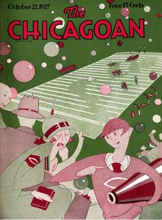 The Chicagoan, October 22, 1927 take-off of The New Yorker